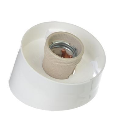 417-116 Светильник Гранат, 150 мм, 60Вт, Е27, наклонный, стекло