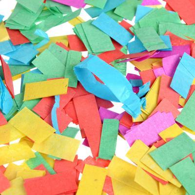 399-056 Хлопушка пружинная, 20см, бумага, металл, наполнитель бумага, Дизайн 3