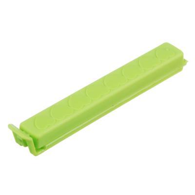 438-109 Набор зажимов для пакетов 6шт, пластик, 8см, 11см, 14,5см, 4 цвета