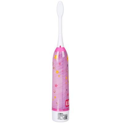 263-004 Зубная щетка электрическая детская FORZA, 1АА, 2 цвета