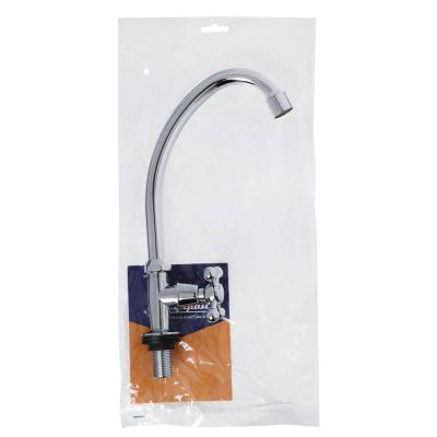 567-048 Кран для холодной воды, керамическая кран-букса 1/2, цинк, СоюзКран SK301