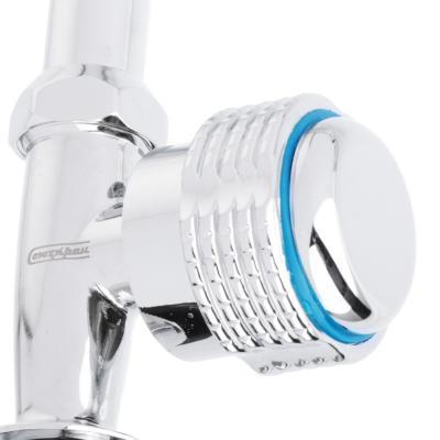 567-049 Кран для холодной воды, керамическая кран-букса 1/2, цинк, СоюзКран SK312