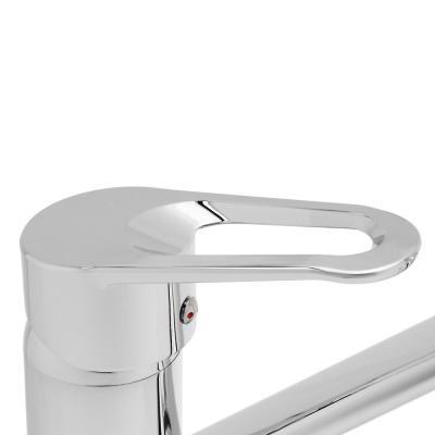 567-058 Смеситель для кухни без подводки, картридж 40 мм, шпилька, цинк, СоюзКран SK1074.2