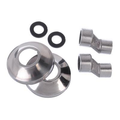 567-067 СоюзКран Смеситель для кухни пристенный SK2054.2,керам. Кран-букса 3/8, цинк