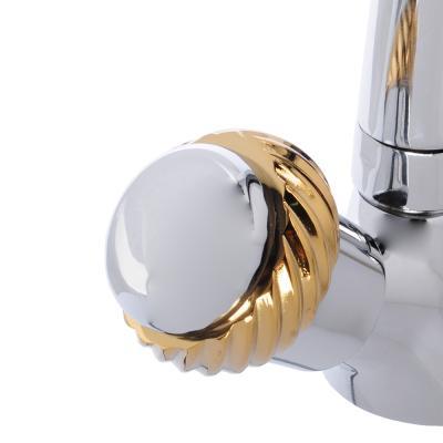 567-070 СоюзКран Смеситель для кухни SK2114 без подводки, керам. кран-букса 1/2, шпилька, цинк