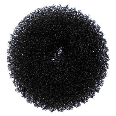 323-237 Заколка-бублик для волос, поролон, d5,5 см, 3 цвета