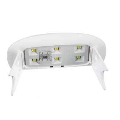 330-306 Лампа для сушки гель-лака мини UVLED с USB проводом, 13,1 х6,7х1,9 см