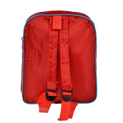 254-148 Рюкзак детский 26x22х9см, 1отд. на молнии, 1 карман, полиэстер, 2 цвета
