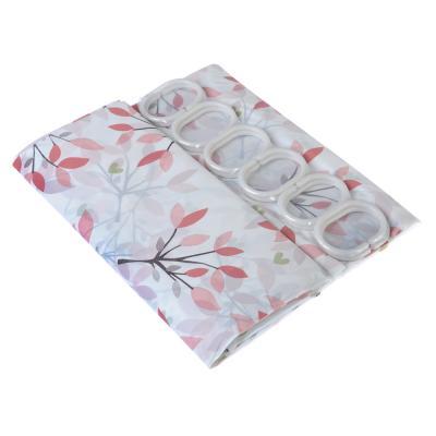 019-023 SonWelle Шторка для ванной, ПЕВА, 180х180см, 2 дизайна, УЮТ