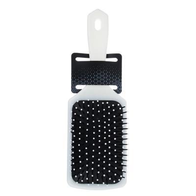 356-652 Расческа массажная, пластик, 23,5х7,5 см, 4 дизайна