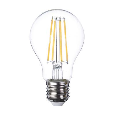 Лампа филаментная A60, 7W, E27, 560 lm, 4000K