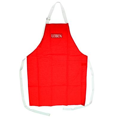 494-019 Фартук для кухни, хлопок, 65х80см, LEBEN