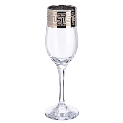 878-337 Набор фужеров для шампанского 6 шт 200 мл, в подарочной упаковке, 1712-ГНМ
