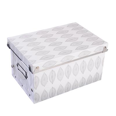457-382 VETTA Короб для хранения складной, 23,4x15,7x12,8см, пластик