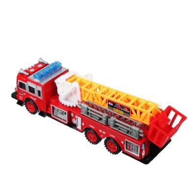 292-108 ИГРОЛЕНД Пожарная машина 32,5см, инерционная, пластик, 33,5х9,3х8см
