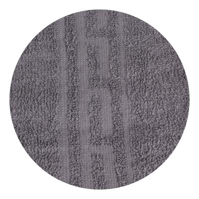 """489-143 Полотенце для лица махровое, хлопок, 50х80см, серое, """"Лайт"""""""