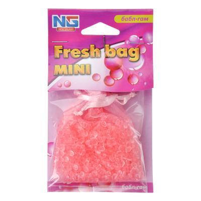 """794-530 Ароматизатор в машину, подвесной, 4 аромата, """"Fresh bag Mini"""" NEW GALAXY"""