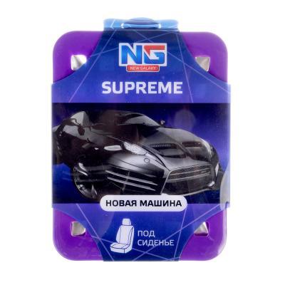 """794-540 Ароматизатор в автомобиль гелевый, аромат новая машина, """"Supreme"""" NEW GALAXY"""