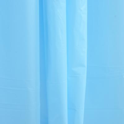 461-484 VETTA Шторка для ванной, ПЕВА, 180х180см., однотонная, 5 цветов