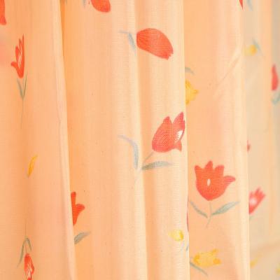 "461-489 VETTA Шторка для ванной, полиэстер, 170х180см, ""Летняя"", 3 дизайна"