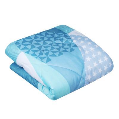 """427-019 Одеяло 140х205 см """"Стандарт"""" стеганое, облегченное, 150 гр/м, полиэстер"""