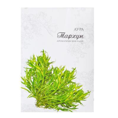 "425-135 Аромасаше ""Аура"" 7г, 7х10,5 см, ароматы: тархун, горький лимон, морозная вишня, тюльпан,  LI1500-07"