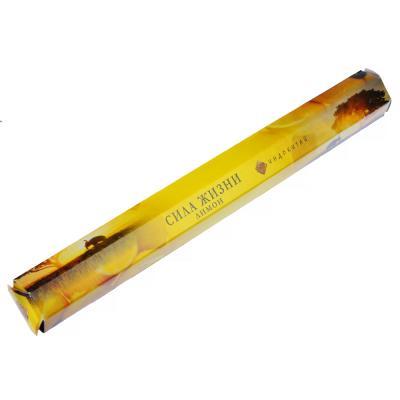 425-143 Ароматические палочки в шестигранной упаковке, 12 ароматов, NR-25