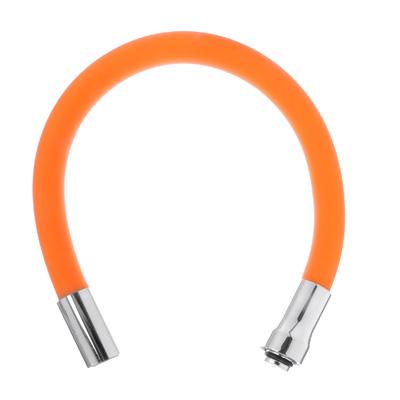 594-103 SonWelle Силиконовый излив для смесителя Веста, оранжевый