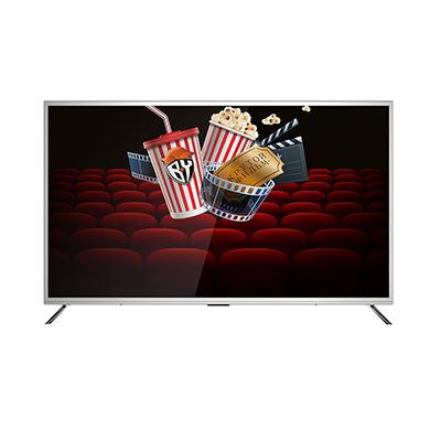 "ЖК-телевизор, диагональ 55"" (140см), UHD Smart, алюминий модель LE-LED55US282TS2"