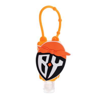 911-013 Гель для рук с антисептическим эффектом, 30мл, спирт 68%, пластик, силикон, 5 ароматов, 1 дизайн