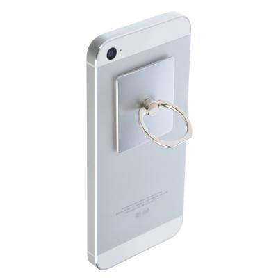 470-010 FORZA Кольцо-подставка для смартфона, 4x3,5x0,2см, металл