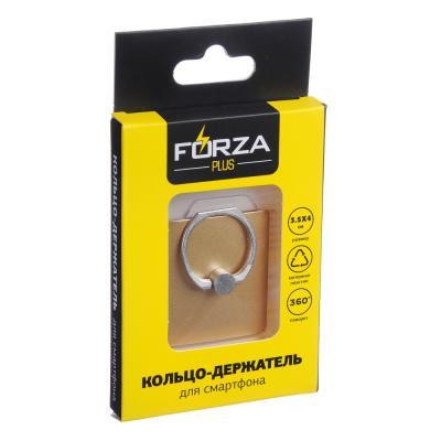 470-010 Кольцо-подставка для смартфона FORZA 4x3,5x0,2см, металл