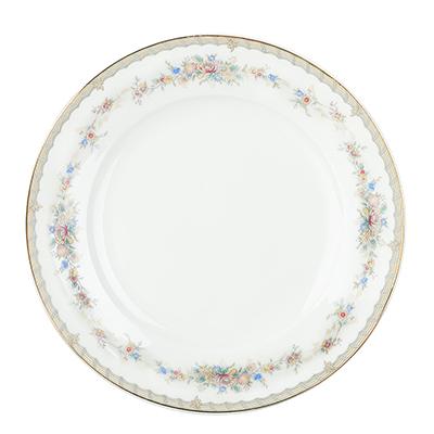 "821-760 Тарелка десертная, костяной фарфор, 20 см, MILLIMI ""Версаль"""
