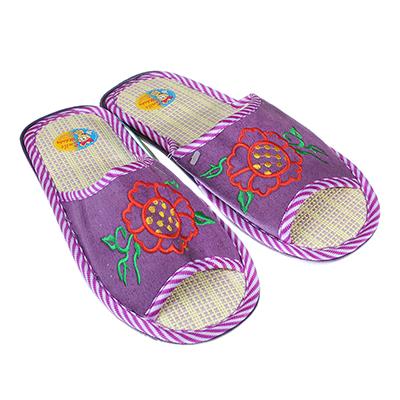 299-042 Туфли комнатные женские, размер 36-41, открытый носок, А70-052