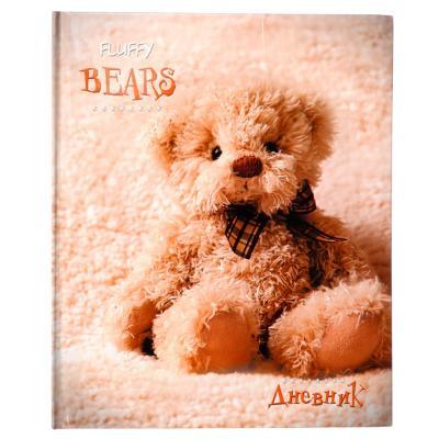 564-001 Дневник школьный, для младших классов, офсет 60г/м2, обложка твердая ламинированная (7БЦ)