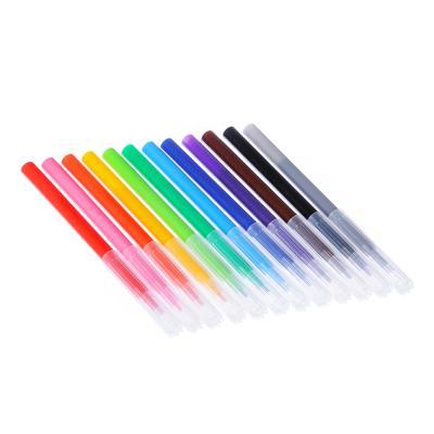 """256-142 Набор фломастеров, 12 цветов, в пластиковом пенале, """"Звездные войны"""", СТАММ"""