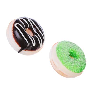 297-036 LASTIKS Мялка в виде пончика на магните, 5-6 см, 2 дизайна
