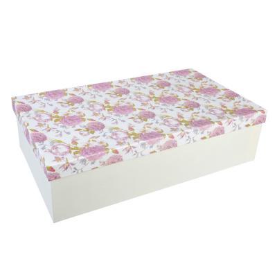"""821-950 Чайный сервиз 12 предметов, тонкий фарфор, 330 мл, MILLIMI """"Волшебные цветы"""""""