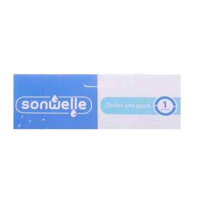 582-026 Лейка для душа, 1 режим, хедр, SonWelle