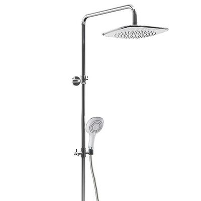 S03-011 SonWelle Душевая система, верхний душ 1 реж, ручной душ 1 реж, короб