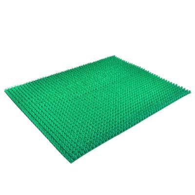 466-310 Коврик придверный 0,45 х0,6 м (травка), 4 цвета