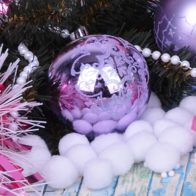 399-069 Снег искусственный в шариках, пакет 60 гр, СНОУ БУМ