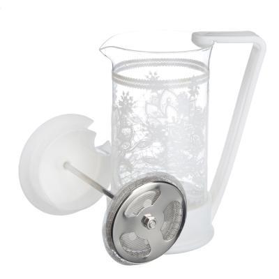 850-177 Френч-пресс 350 л VETTA Кружево, стекло/пластик