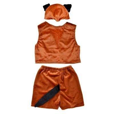 """389-146 Костюм карнавальный 4-7лет, искусственный мех облегченный, с вышивкой, """"Песик"""", арт.88041"""
