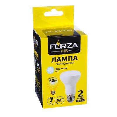 925-068 FORZA Лампа светодиодная рефлекторная R63 Е27 7W 595lm 4000К