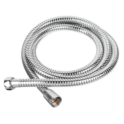 """569-025 SonWelle Шланг для душа раздвижной 150-200см, 1/2""""(Имп)-1/2""""(Имп), сталь, латунь, EPDM"""