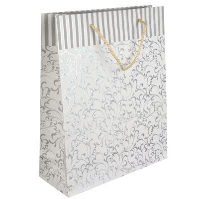 507-919 Пакет подарочный, 26х32х10 см, высококачественная бумага с блеском, 6 цветов, арт 132