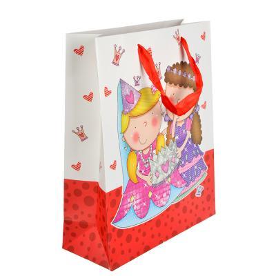 507-943 Пакет подарочный, 26х32х10 см, арт 155