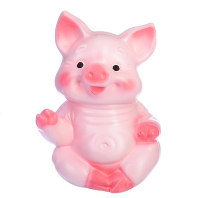 511-180 Копилка свинья № 4, 18 см, гипс