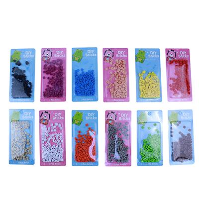 275-044 Пиксели силиконовые для творчества, 16,5х8х 0,5см,12 цветов